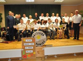 Orkiestra Dęta wPowidzu świętowała jubileusz