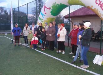 Nordic walking naOrliku