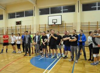 Turniej Piłki Siatkowej Drużyn Mieszanych