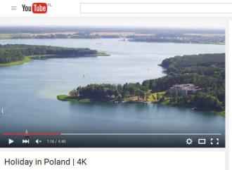 Gmina Powidz nawyjątkowym filmie