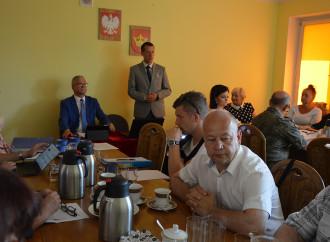 Spotkanie Komitetu Honorowego