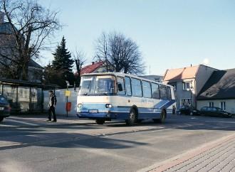 Przewozy autobusowe – ankieta