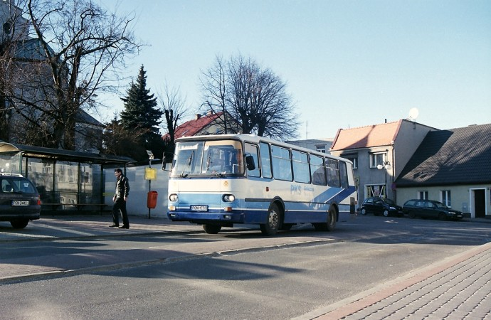Aktualne rozkłady jazdy autobusów (aktualizacja)