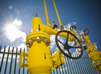 Pierwszy etap budowy gazociągu
