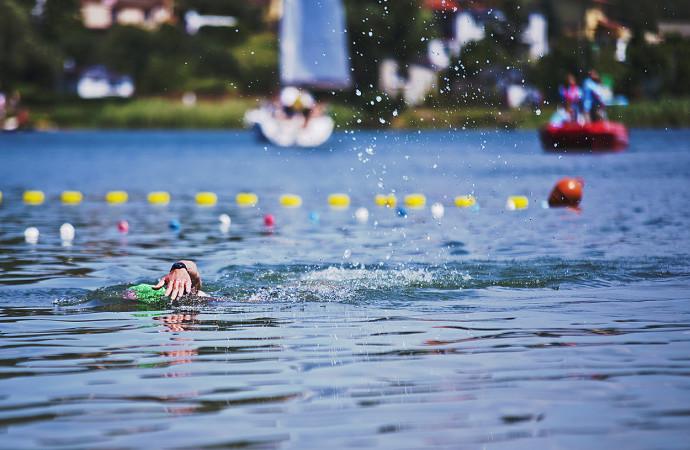 Maraton pływacki