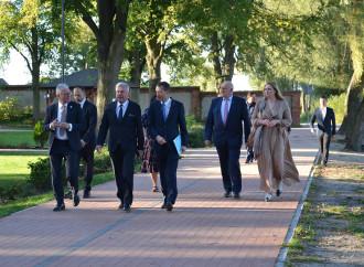 Wizyta Marszałka Senatu RP