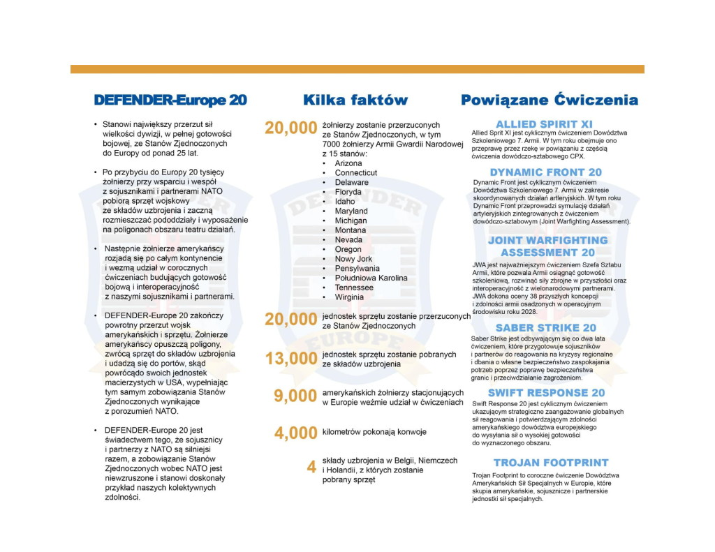 DefenderEurope20 Więcej Informacji-2