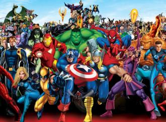 Czas superbohaterów!