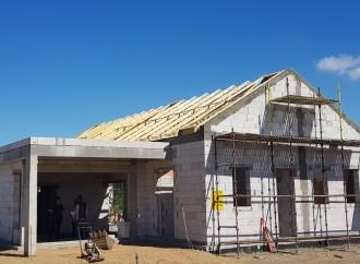 Trwa budowa świetlicy wiejskiej wAnastazewie