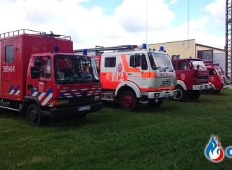 Samochód pożarniczy DAF 600