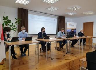 Relacja zXXVI –nadzwyczajnej sesji Rady Gminy Powidz