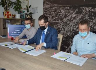 Podpisano umowę nabudowę nowej oczyszczalni