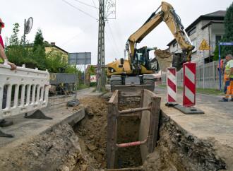 Budowa sieci wodno- kanalizacyjnej